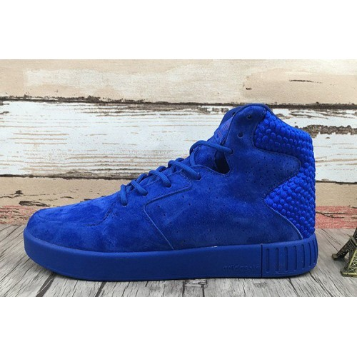 Кроссовки Adidas Originals Tubular Invader Strap 2.0 Blue (О322)