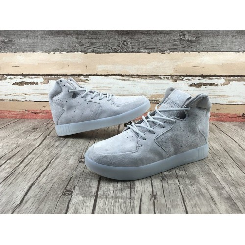 Кроссовки Adidas Originals Tubular Invader Strap 2.0 Grey (О326)