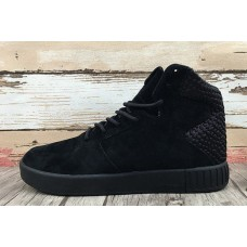 Кроссовки Adidas Originals Tubular Invader Strap 2.0 Black (О327)