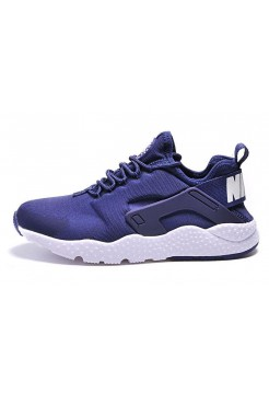 Кроссовки Nike Air Huarache Ultra Navy (О414)