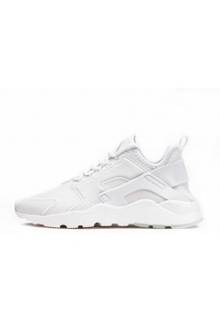 Кроссовки Nike Air Huarache Leather White (О219)