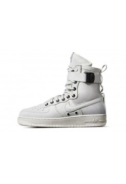 Кроссовки Nike Air Force High SF1 White (O517)