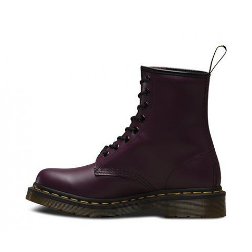 "Ботинки Dr.martens purple smooth ""vegan"" (О422)"