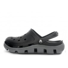 Crocs Duet Sport Clog Dark Grey