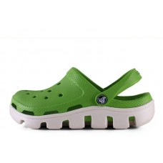 Crocs Duet Sport Clog Green White (О488)