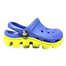 Шлепанцы Crocs Duet Sport Clog Blue Green (O454)
