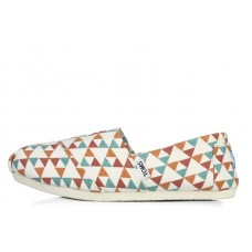 Эспадрильи Toms Colored pattern (О544)
