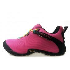 Кроссовки Merrell Continuum Goretex Pink Black (О116)