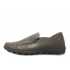 Туфли Clarks Casual Moccasin Brown (О201)