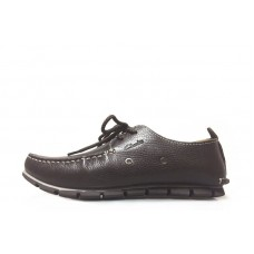 Туфли Clarks Casual Boat Brown (О203)