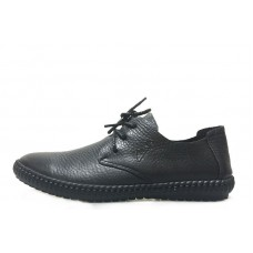 Туфли Clarks Casual Sneakers Black (О205)