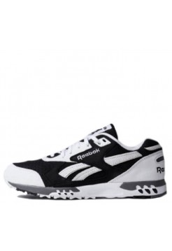 Кроссовки Reebok Inferno White/Black (Е-517)