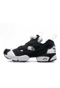 Кроссовки Reebok Insta Pump Fury OG Black-White (Е352)