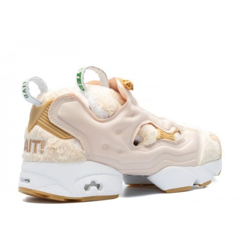 Кроссовки Reebok Insta Pump Fury OG Happy Ted (Е353)