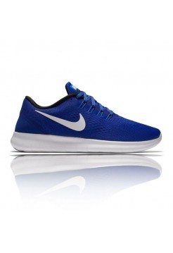 Кроссовки Nike Free Run Blue Mariana (Е131)
