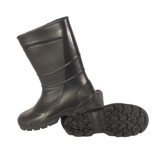 Сапоги резиновые Verona Черные (A-N05)