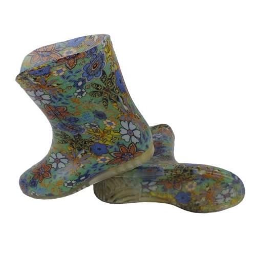 Сапоги силиконовые Verona Цветные (A-N07)