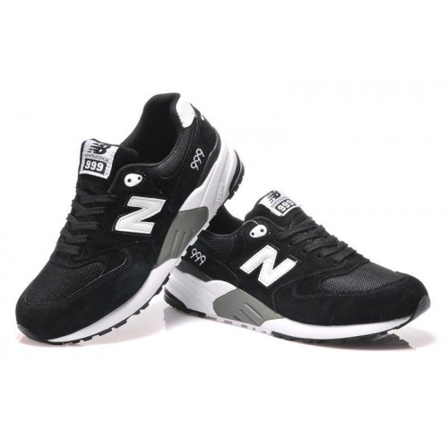 Кроссовки New Balance ML999BW Black (О117)