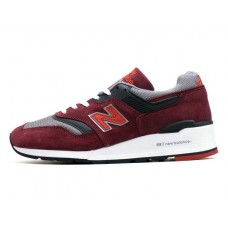Кроссовки New Balance M997 Red (Е412)
