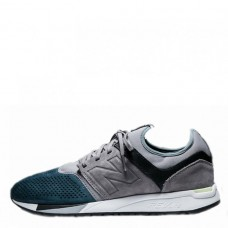 Кроссовки New Balance 247 Limited Edition Grey/Navy (Е112)