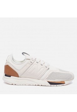 Кроссовки New Balance 247 Luxe Pack White (Е113)
