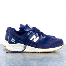 Кроссовки New Balance M530 90s Running Solids Blue (Е411)