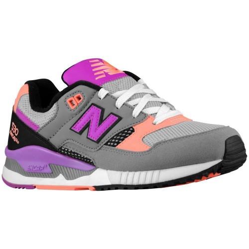 Кроссовки New Balance 530 Multi Pink (Е412)