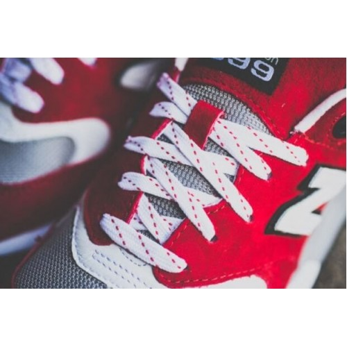 Кроссовки New Balance M999 Red White (Е122)