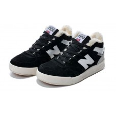 Кроссовки New Balance CT300 Winter Black White (Е433)