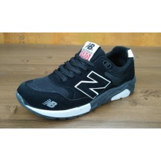 Кроссовки New Balance 580 Черно-белые (А225)