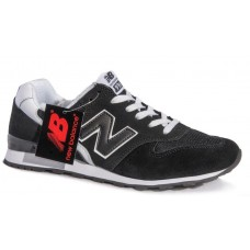 Кроссовки New Balance 996 black/white (А125)