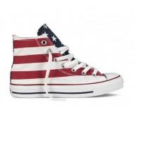 Кеды Converse Chuck Taylor All Stars Флаг США (Н-067)