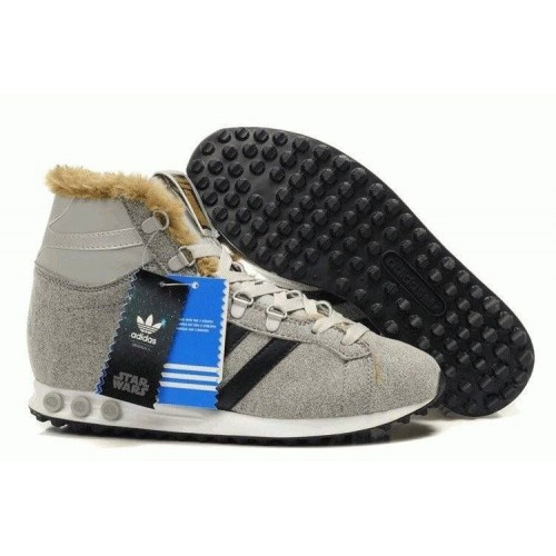 Кроссовки Adidas Jogging Hi S.W. Star Wars Chewbacca (О-741)