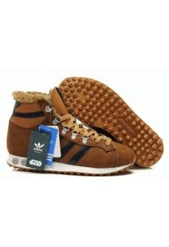 Кроссовки Adidas Jogging Hi S.W. Star Wars Chewbacca (О-251)