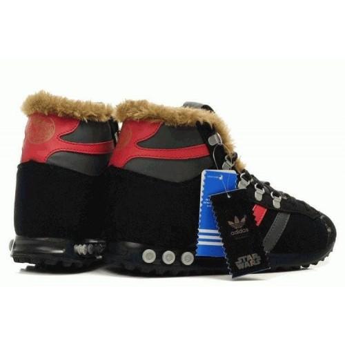 Кроссовки Adidas Jogging Hi S.W. Star Wars Chewbacca (О-351)