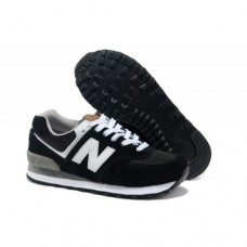 Кроссовки New Balance 574 Black-White