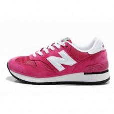 Кроссовки New Balance W670REB Pink