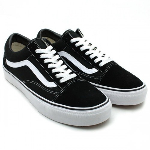 Кеды Vans Old Skool Black/White (MVЕ-001)