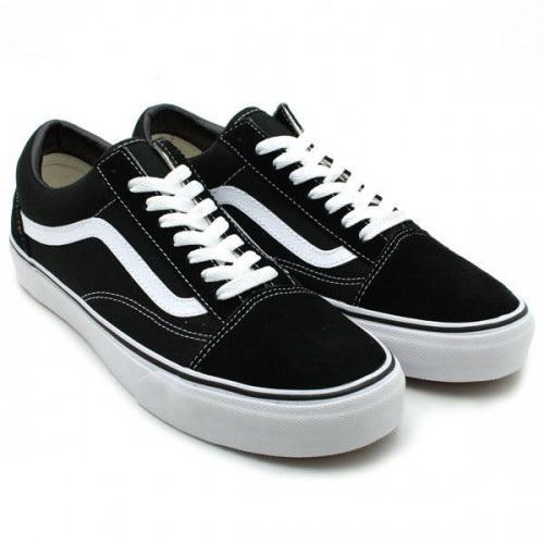 Кеды Vans Old Skool Black/White (MVЕ-001)